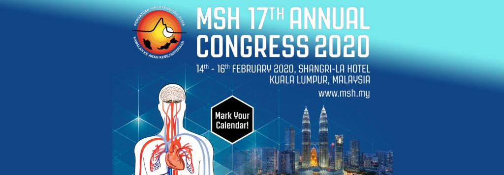 MSH 17th Annual Congress 2020