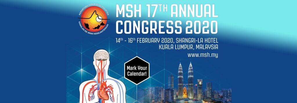 MSH 17th Annual Congress 2020
