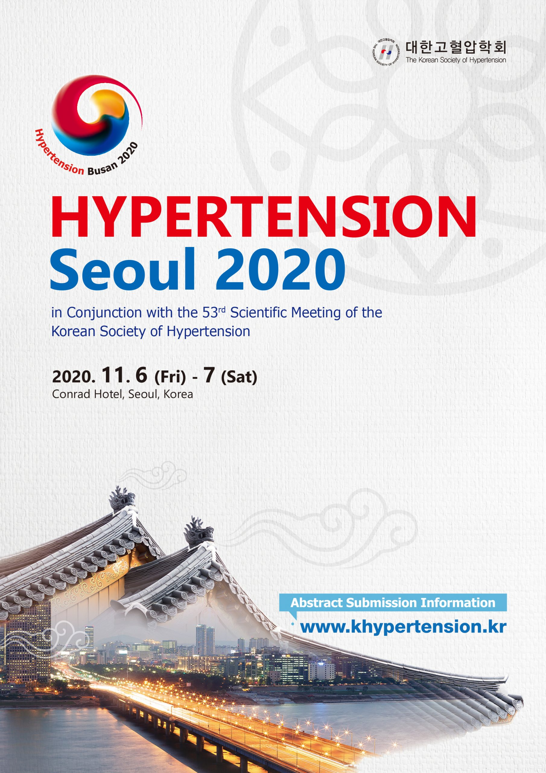Hypertension Seoul 2020